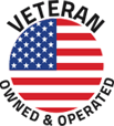 Veteran Owned & Operated Logo